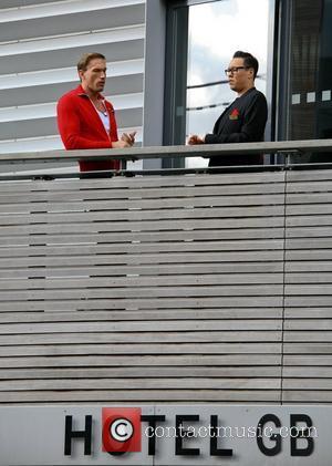 Christian Jessen and Gok Wan