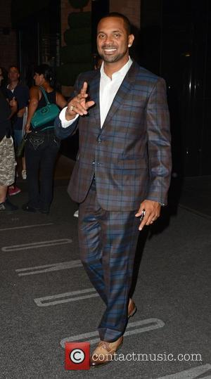 Derek Luke Celebrities are photographed outside of their hotel in midtown Manhattan New York City, USA - 14.08.12