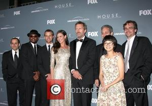 Peter Jacobson, Hugh Laurie, Jesse Spencer, Omar Epps and Robert Sean Leonard