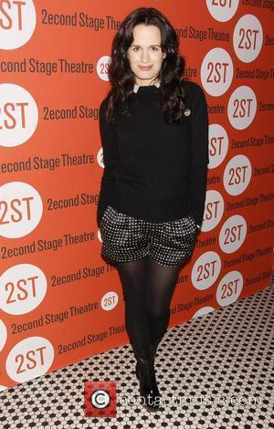 Elizabeth Reaser from the Twilight films Opening night of 'How I Learned To Drive' at the Second Stage Theatre. New...
