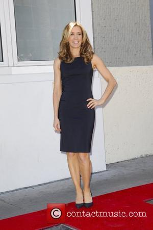 Felicity Huffman and Walk Of Fame