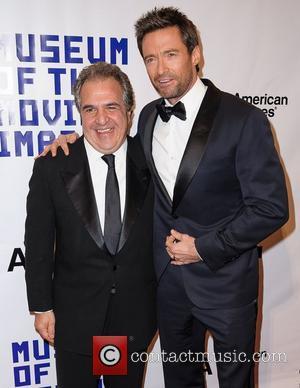 Hugh Jackman and Guest
