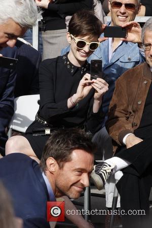 Hugh Jackman Gets Hollywood Walk Of Fame Star