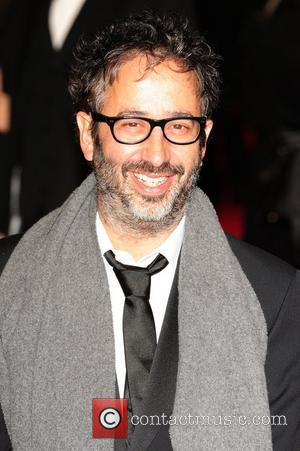 David Baddiel Royal Film Performance 2011: Hugo in 3D at Odeon Leicester Square - Arrivals London, England - 28.11.11