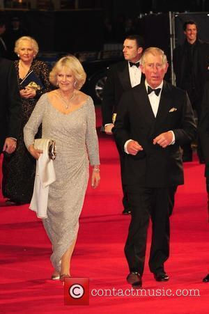 Prince Charles, Duchess and Odeon Leicester Square