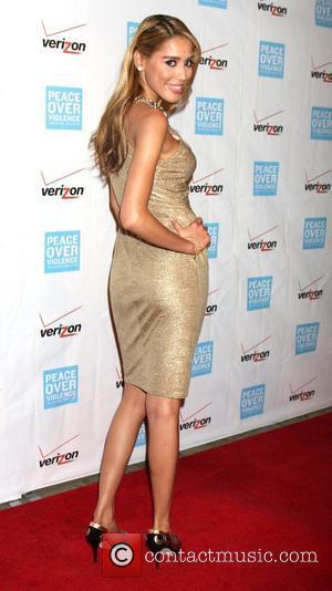 Rebecca Da Costa 41st Annual Peace Over Violence Humanitarian Awards - Arrivals Los Angeles, California - 26.10.12