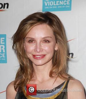 Calista Flockhart 41st Annual Peace Over Violence Humanitarian Awards - Arrivals Los Angeles, California - 26.10.12