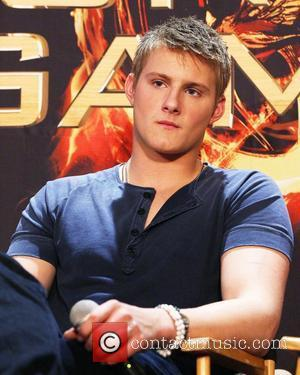 Alexander Ludwig Stars of 'The Hunger Games' meet fans at the Broward Mall  Fort Lauderdale, Florida - 08.03.12