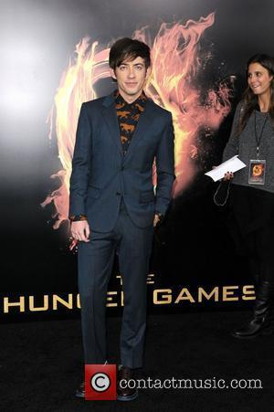 Kevin McHale  World Premiere of 'THE HUNGER GAMES' held at Nokia Theatre L.A. Live - Arrivals  Los Angeles,...