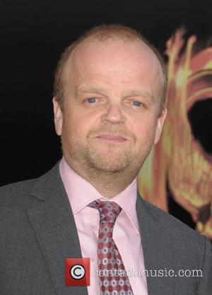 Toby Jones  World Premiere of 'THE HUNGER GAMES' held at Nokia Theatre L.A. Live - Arrivals  Los Angeles,...