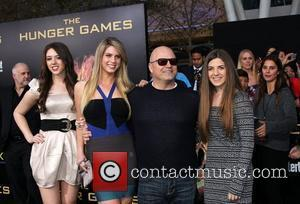 Michael Chiklis  World Premiere of 'The Hunger Games' held at Nokia Theatre, L.A. Live - Arrivals Los Angeles, California...