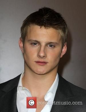 Alexander Ludwig Los Angeles premiere of 'The Hunger Games' held at Nokia Theatre L.A. Live - Arrivals  Los Angeles,...