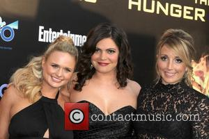 Miranda Lambert Los Angeles premiere of 'The Hunger Games' held at Nokia Theatre L.A. Live - Arrivals  Los Angeles,...