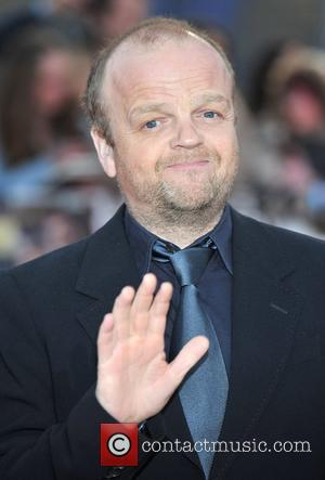 Toby Jones The Hunger Games premiere held at the O2 - Arrivals. London, England - 14.03.12
