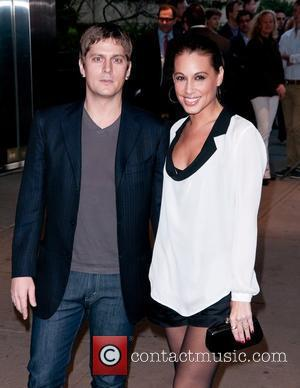 Rob Thomas, Marisol Thomas  New York Premiere of 'The Hunger Games' at the SVA Theater - Arrivals  New...