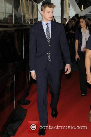 Alexander Ludwig  'The Hunger Games' Canadian Premiere at The Scotiabank Theatre - Arrivals  Toronto, Canada - 19.03.12