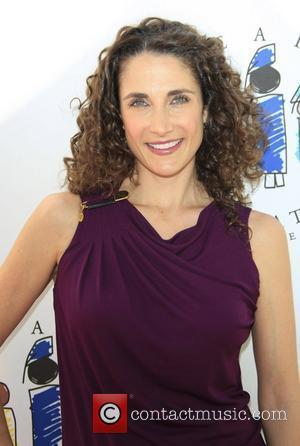 Melina Kanakaredes 'I Have A Dream' Foundation Los Angeles' 14th annual Dreamers Brunch at Skirball Cultural Center Los Angeles, California...