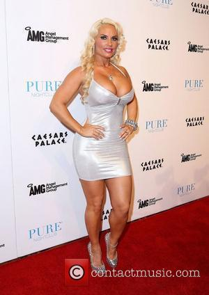 Coco Austin and Caesars Palace