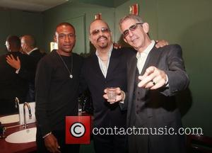 Tommy Davidson, Ice T and Richard Belzer attend  the Long Island Bulldog Rescue Fundraiser Comedy Show Featuring Ice T's...