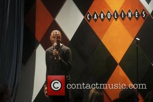 Tommy Davidson performs at the Long Island Bulldog Rescue Fundraiser Comedy Show Featuring Ice T's Comedy Debut, Richard Belzer and...