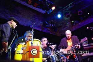 The Idiot Bastard Band, Adrian Edmondson, Phill Jupitas, Rowland Rivron, Neil Innes and The Brook