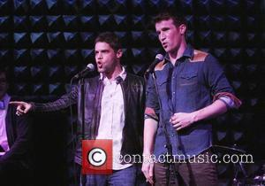 Jeremy Jordan and Claybourne Elder  If It Only Even Runs A Minute 8, a concert series celebrating underappreciated Broadway...
