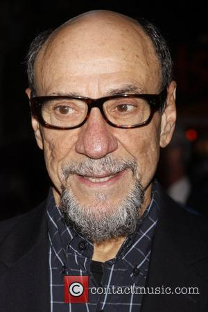 F. Murray Abraham Opening night of the Off-Broadway play 'If There Is I Haven't Found It Yet' at the Laura...