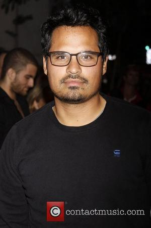 Michael Pena Crashed Cop Car On Movie Set