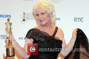 Fionnula Flanagan  The Irish Film and Television Awards 2012 at the Dublin Convention Centre - Press Room Dublin, Ireland...