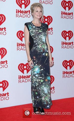 Candice Accola iHeart Radio Music Festival 2012 Day 2 held at The Grand Garden Arena at MGM Grand Resort and...