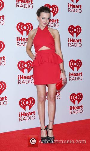 Katie Cassidy iHeart Radio Music Festival 2012 Day 2 held at The Grand Garden Arena at MGM Grand Resort and...
