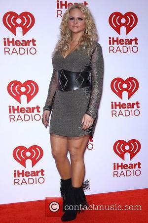 Miranda Lambert iHeartRadio Music Festival at MGM Grand Garden Arena- Arrivals Las Vegas, Nevada - 21.09.12