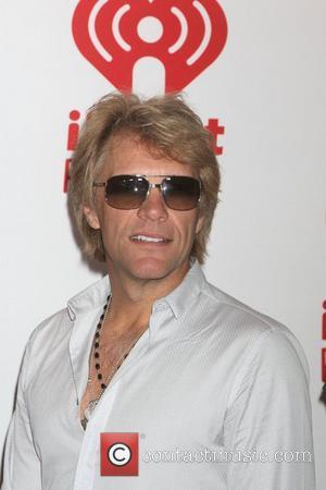 Jon Bon Jovi  iHeartRadio Music Festival at MGM Grand Garden Arena- Arrivals Las Vegas, Nevada - 21.09.12