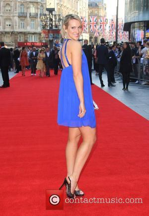 Natalie Press  'iLL Manors' world premiere held at the Empire cinema - Arrivals London, England - 30.05.12
