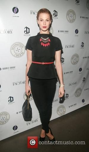 Elettra Wiedemann The Destination IMAN Website Launch Party at Dream Downtown  New York City, USA - 07.09.12