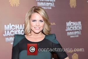 Carrie Keagan Cirque Du Soleil's Michael Jackson: The Immortal World Tour opening night at Madison Square Garden - Arrivals. New...