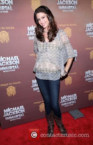 Shannon Elizabeth Cirque Du Soleil's Michael Jackson: The Immortal World Tour opening night at Madison Square Garden - Arrivals. New...