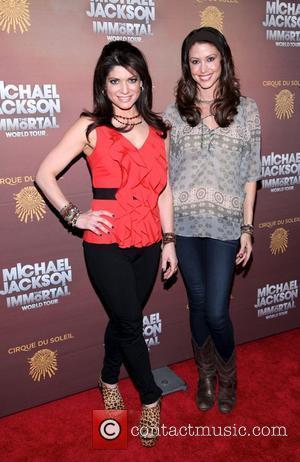 Shannon Elizabeth and Madison Square Garden