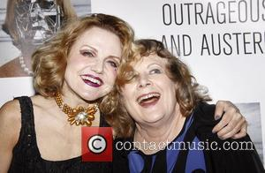 Alison Fraser and Shirley Knight Opening night party for ' In Masks Outrageous and Austere' held at The Bowery Hotel...