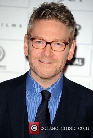Kenneth Branagh Moet British Independent film awards 2011 held at the Old Billingsgate Market, London, England - 04.11.11