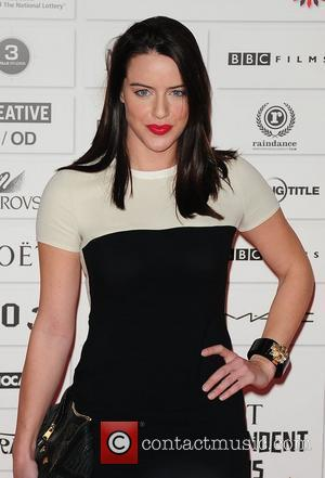 Michelle Ryan Moet British Independent film awards 2011 held at the Old Billingsgate Market, London, England - 04.11.11