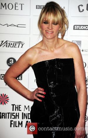 Edith Bowman Moet British Independent film awards 2011 held at the Old Billingsgate Market, London, England - 04.11.11