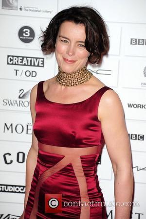 Olivia Williams Moet British Independent film awards 2011 held at the Old Billingsgate Market, London, England - 04.11.11