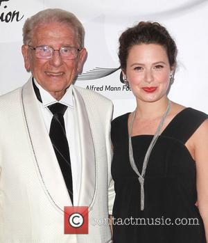 Alfred Mann and Katie Lowes