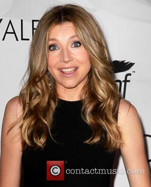 Sarah Chalke  9th Annual Alfred Mann Foundation 'Innovation And Inspiration' Gala at The Barker Hanger - Arrivals Santa Monica,...