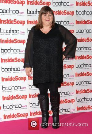 Cheryl Fergison The Inside Soap Awards 2012 held at One Marylebone London, England - 24.09.12