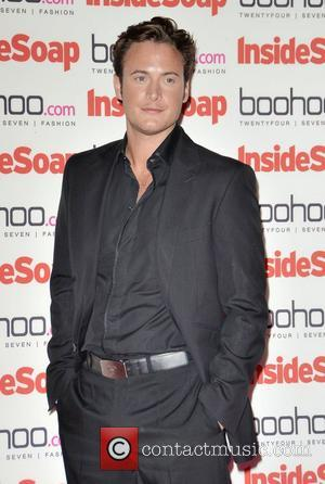 Gary Lucy The Inside Soap Awards 2012 held at One Marylebone London, England - 24.09.12