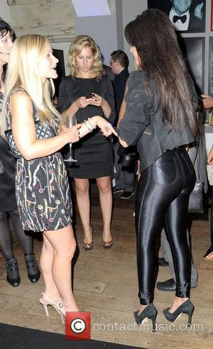 Michelle Keegan,  at the Inside Soap launch party at Rosso Restaurant Manchester, England - 09.07.12