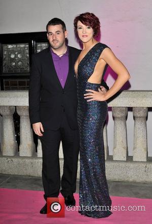 Jon Christos and Anna Williamson