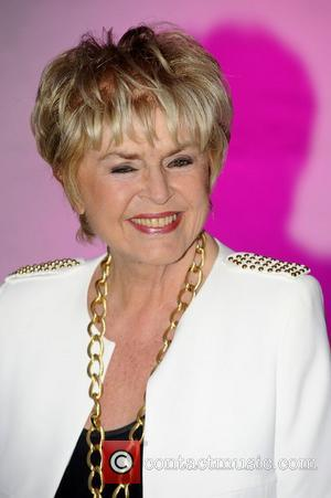 Gloria Hunniford,  The Inspiration Awards For Women 2012 held at Cadogan Hall - Arrivals. London, England - 03.10.12